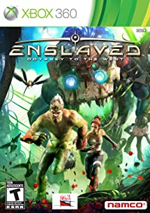Enslaved: Odyssey To The West - Xbox 360: Namco     - Amazon com