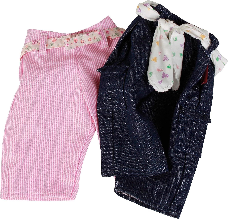 Gotz 7 Piece Clothing Set for 16.5-18 inch Doll