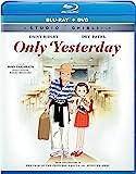 Only Yesterday (Blu-ray + DVD)