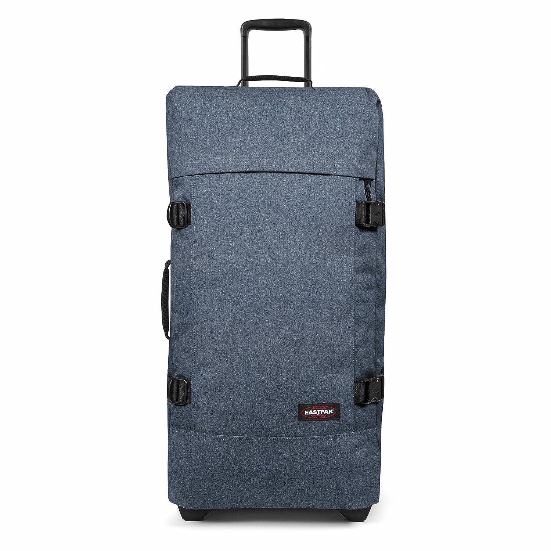 Eastpak Tranverz L Bagaglio con Ruote, 121 Litri, Blu (Double Denim) EK63F82D