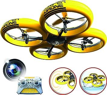 Silverlit Bumper Drone Incassable Avec Caméra Hd Couleur Jaune