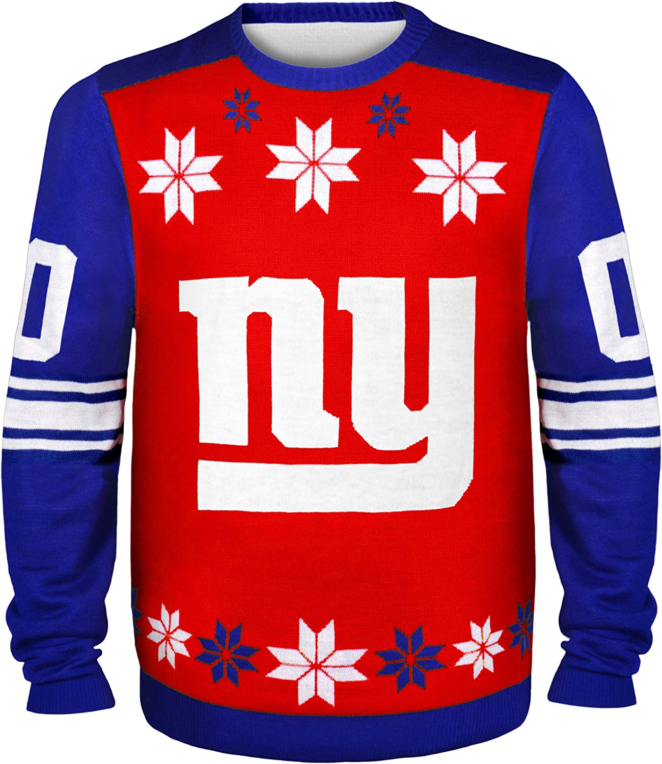 NFL New York Giants JERSEY Ugly Sweater
