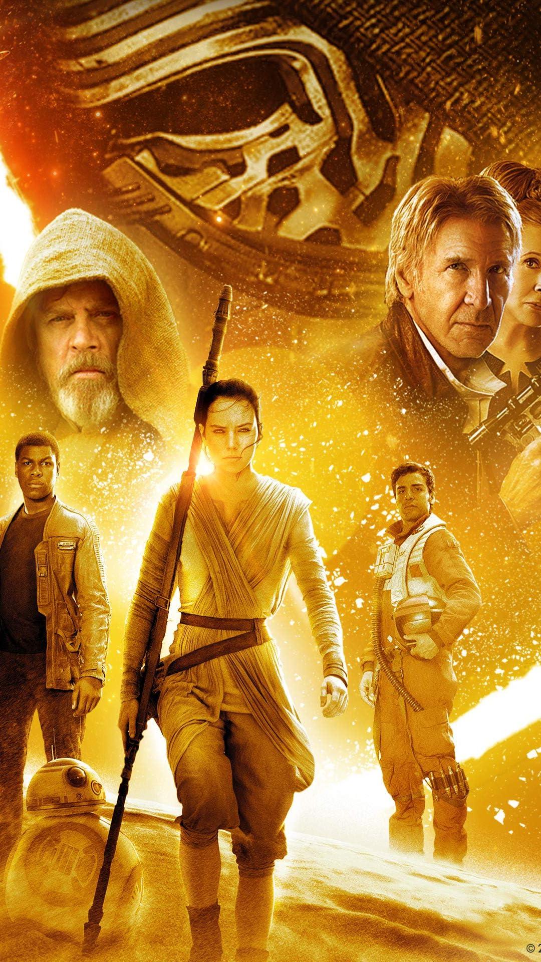 スター ウォーズ Star Wars フルhd 1080 19 スマホ壁紙 待受 フォースの覚醒 その他 スマホ用画像1438