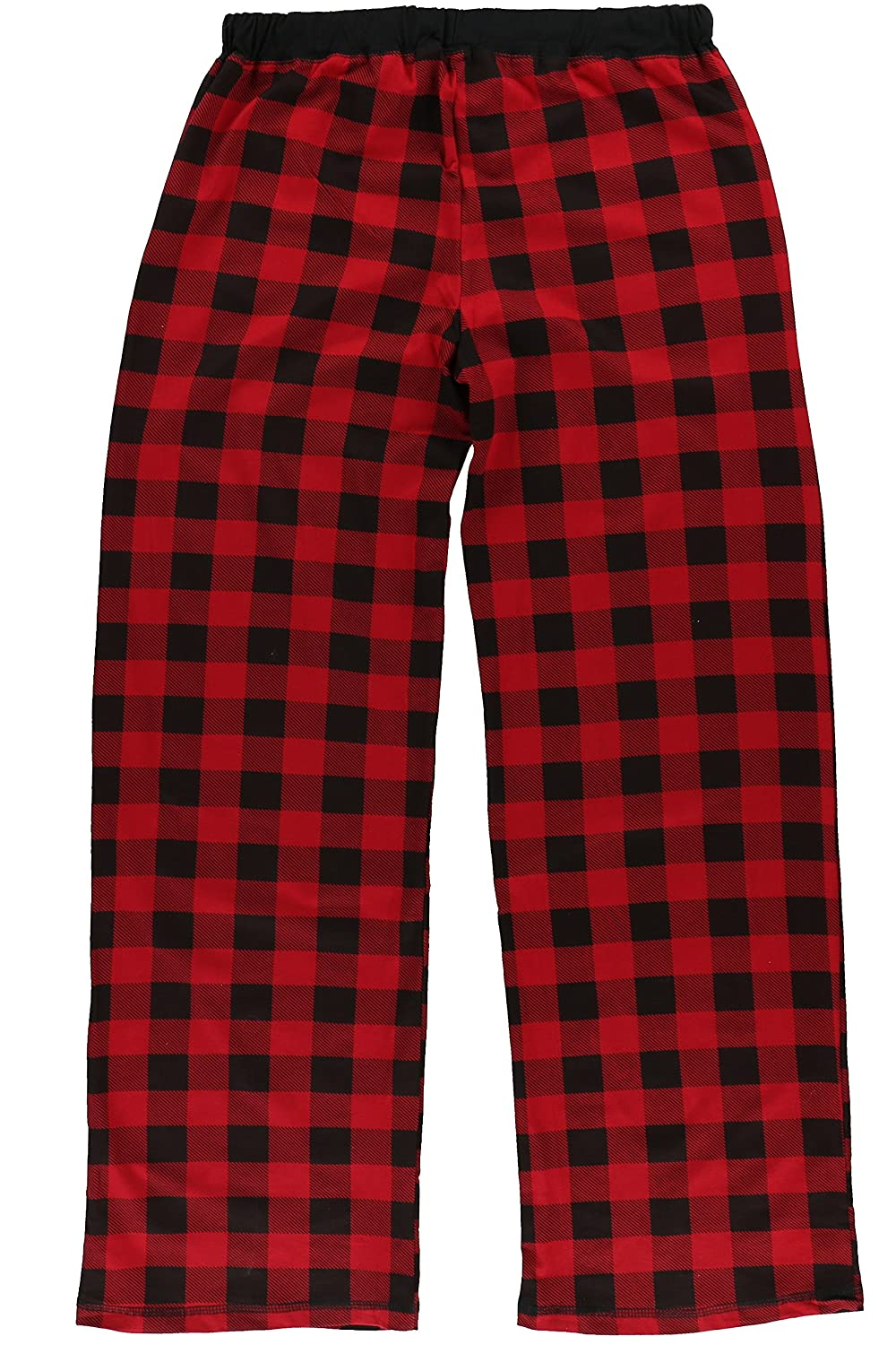 Amazon.com  Moose Plaid Men s Mens Pajama Pants Bottom by LazyOne ... 2f60b9b83