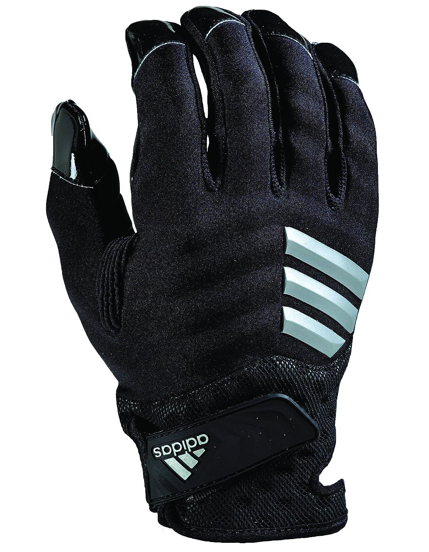 Adidas Nastyquick Football Gloves B00JKVUCOY ブラック/ブラック Large