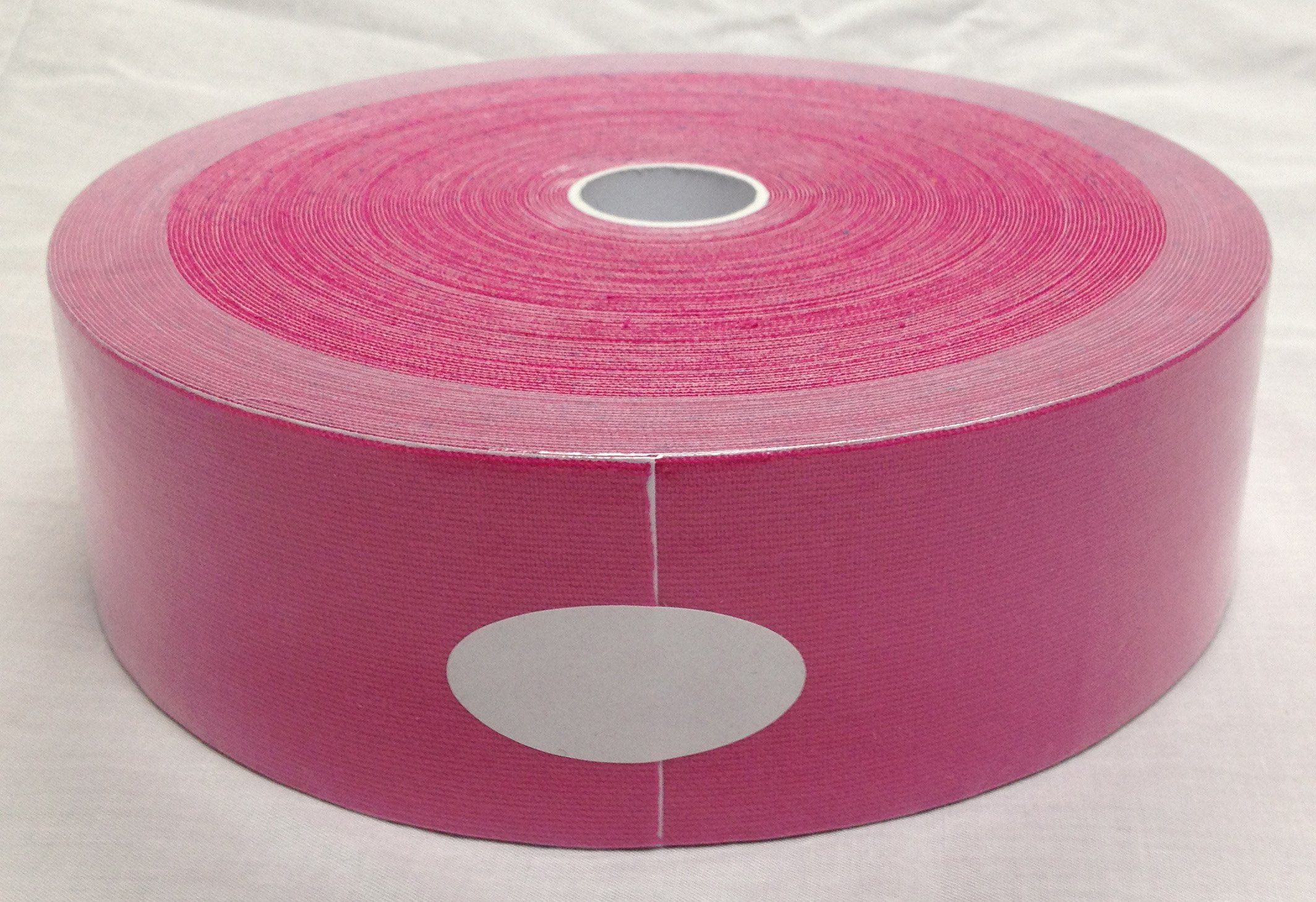 Therapist's Choice® Kinesiology Tape Bulk Roll (2-Inch x 105-Feet) (Pink)
