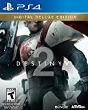 Destiny 2 - Digital Deluxe Edition - PS4 [Digital Code]