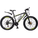 Sales! Flying Mens Women 21 speeds Mountain Bikes Bicycles Shimano Aaluminium Frame with Warranty