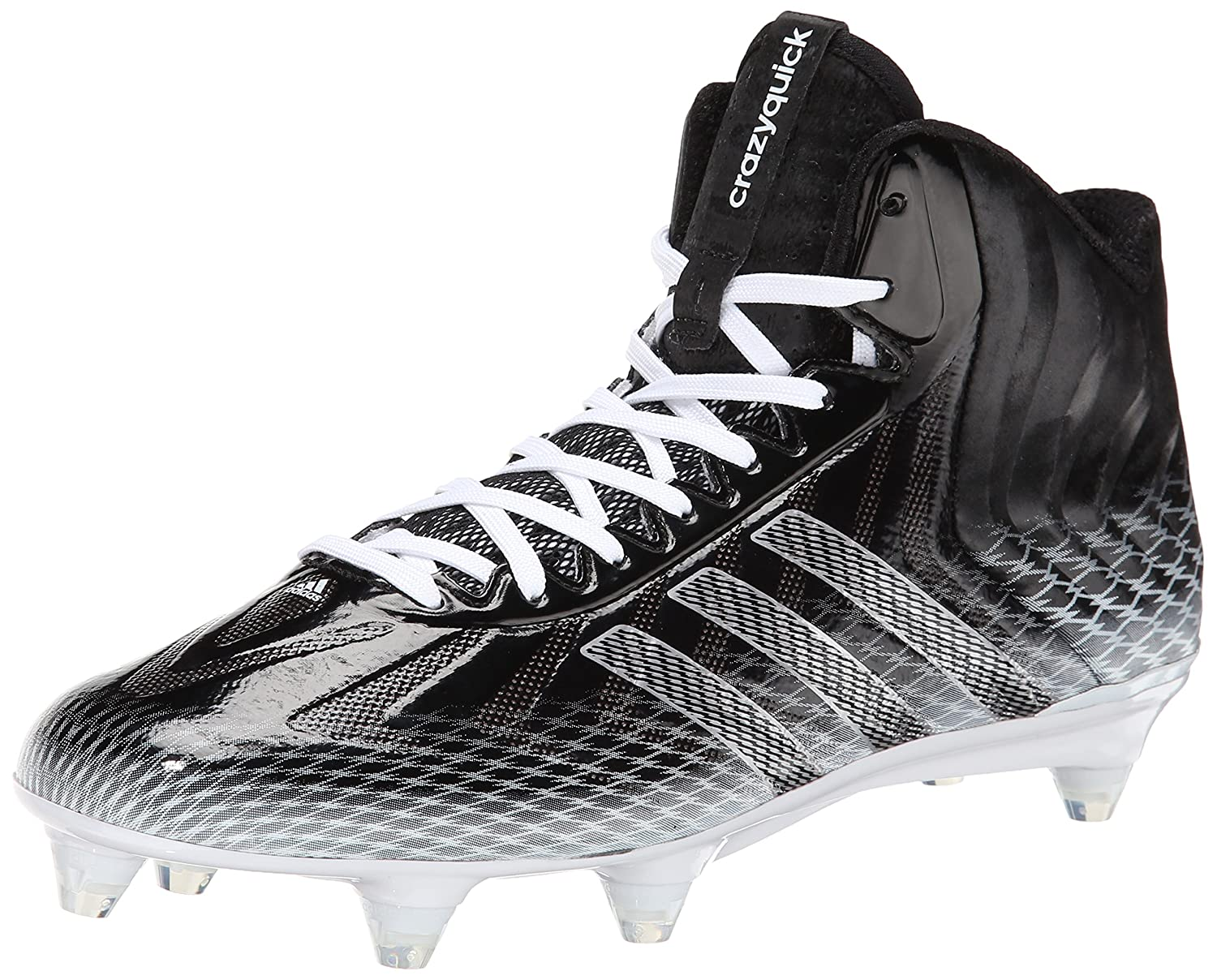 Amazon.com | adidas Performance Men's Crazyquick Mid D Football Cleat |  Football