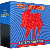 Pokemon Trading Card Game (TCG): Sword & Shield Elite Trainer Box (2020 release)