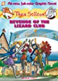 Thea Stilton Graphic Novels #2: Revenge of the Lizard Club
