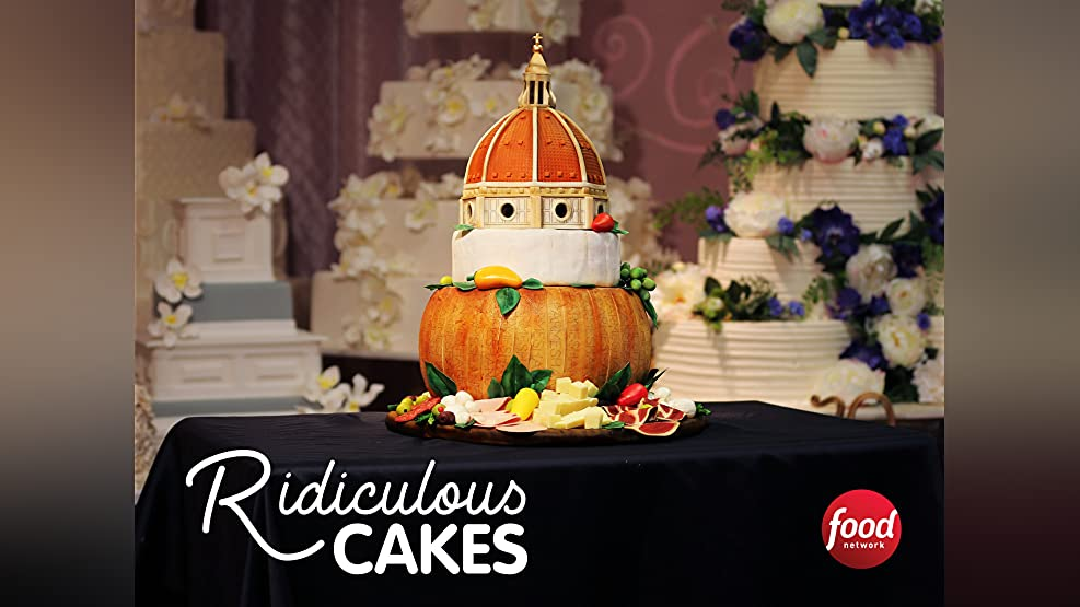 Ridiculous Cakes, Season 1