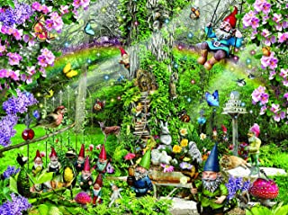 product image for Gnomes Playground 300 pc Jigsaw Puzzle by SUNSOUT INC
