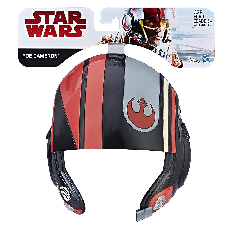 Poe Dameron Star Wars Episode 8 Maske von Hasbro