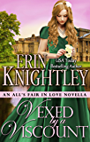 Vexed by a Viscount - An All's Fair in Love Novella