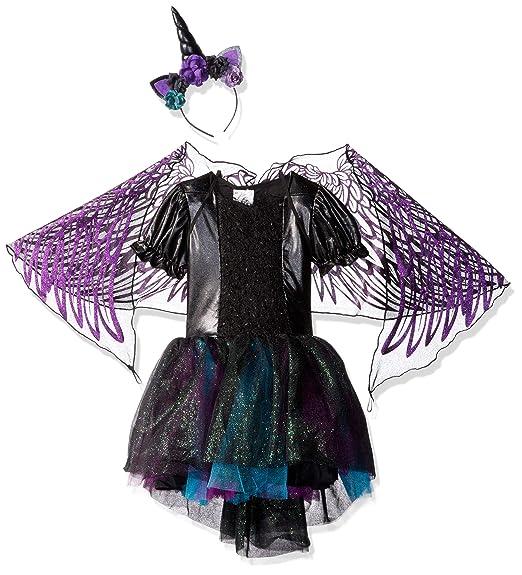 823acf06080f Amazon.com: Fun World Moonlight Unicorn Costume for Girls - Choose ...