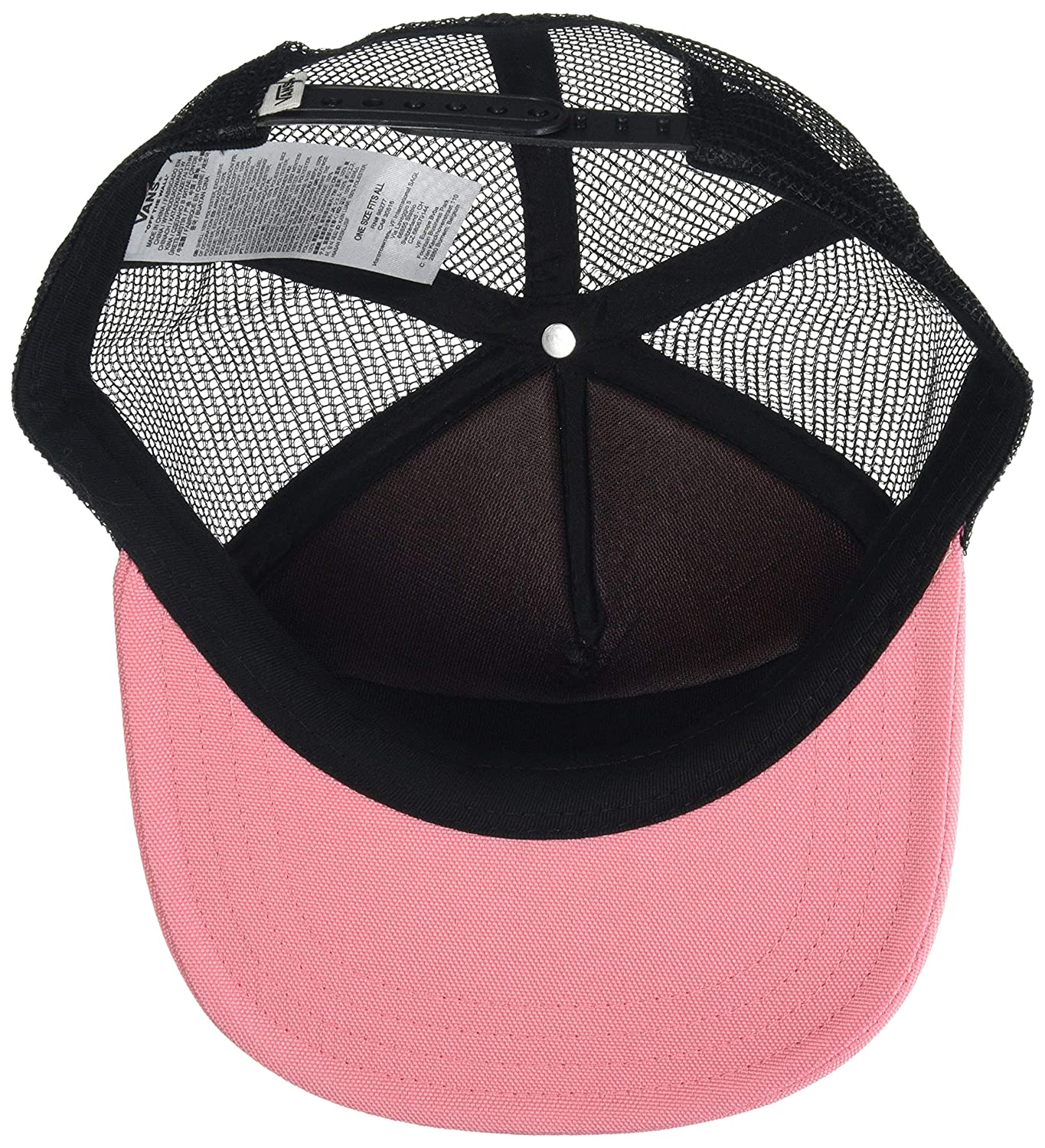 f05f1b99507 Vans Women s Beach Girl Trucker Hat Baseball Cap