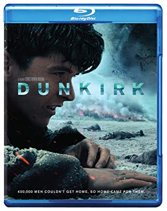 Amazon com: Dunkirk (Blu-ray) (BD): Fionn Whitehead, Tom