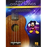 First 50 Disney Songs You Should Play on Ukulele Songbook