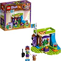 Lego Friends Mia's Bedroom Building Blocks with Tree House for Girls 6 to 12 Years (86 pcs)41327 (Multi Color)
