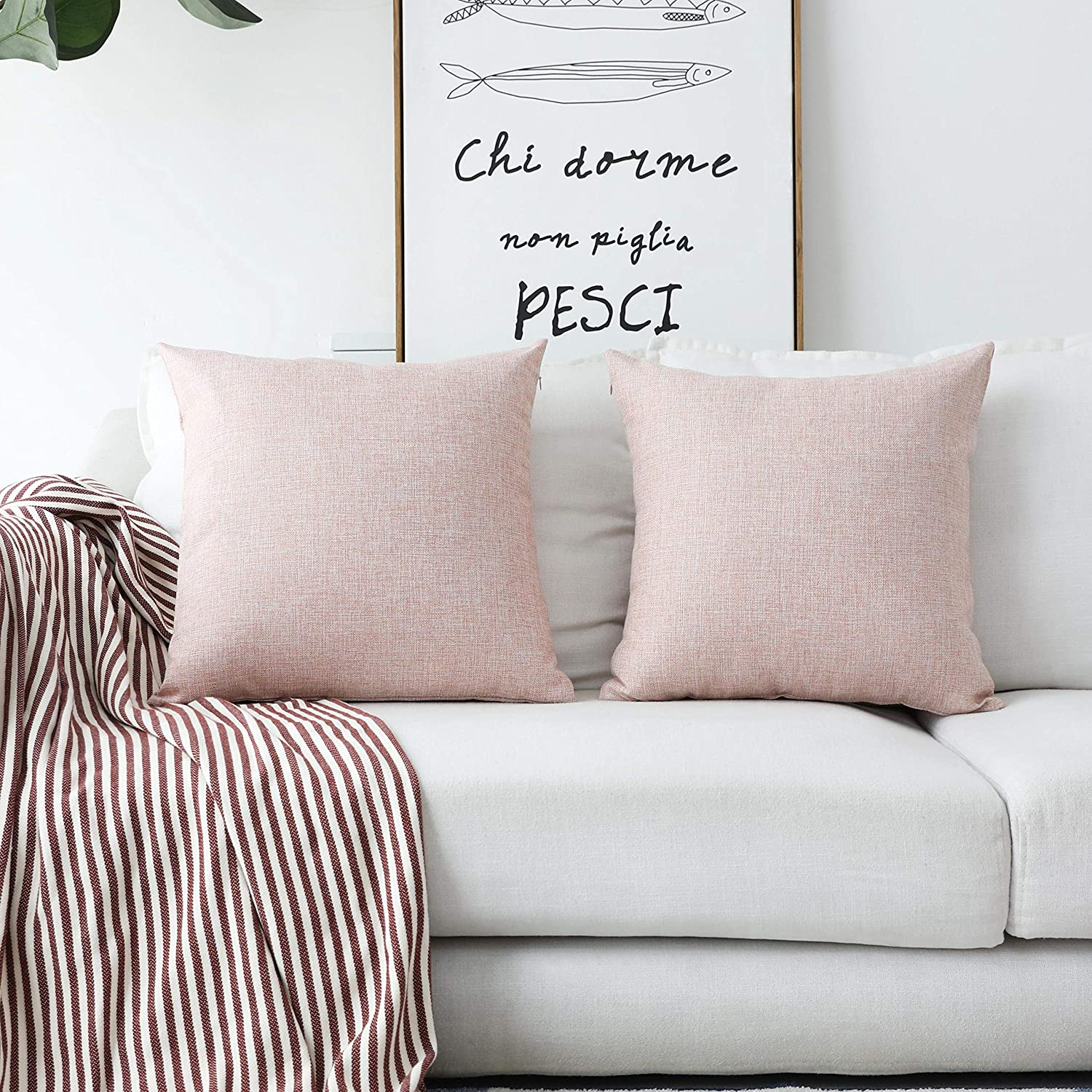 home decor ideas - throw pillows