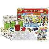 Joustra - 48049 - Kit De Loisirs Créatifs - Coffret De 4 Activités