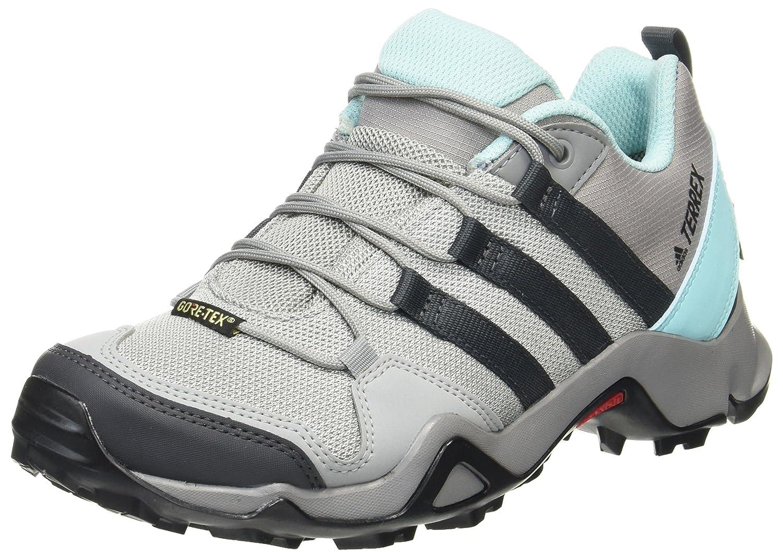 Adidas - Terrex AX2R chaussures de randonnée pour femmes (gris/turquoise) - EU 38 - UK 5 rcBl5tN