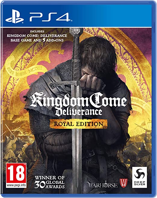 Kingdom Come: Deliverance - Royal Edition - PlayStation 4 [Importación inglesa]: Amazon.es: Videojuegos