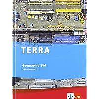 TERRA Geographie für Sachsen-Anhalt - Ausgabe für Sekundarschulen und Gymnasien / Schülerbuch 5./6. Klasse