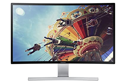 Amazon Com Samsung 27 Inch Curved Led Lit Monitor S27d590c