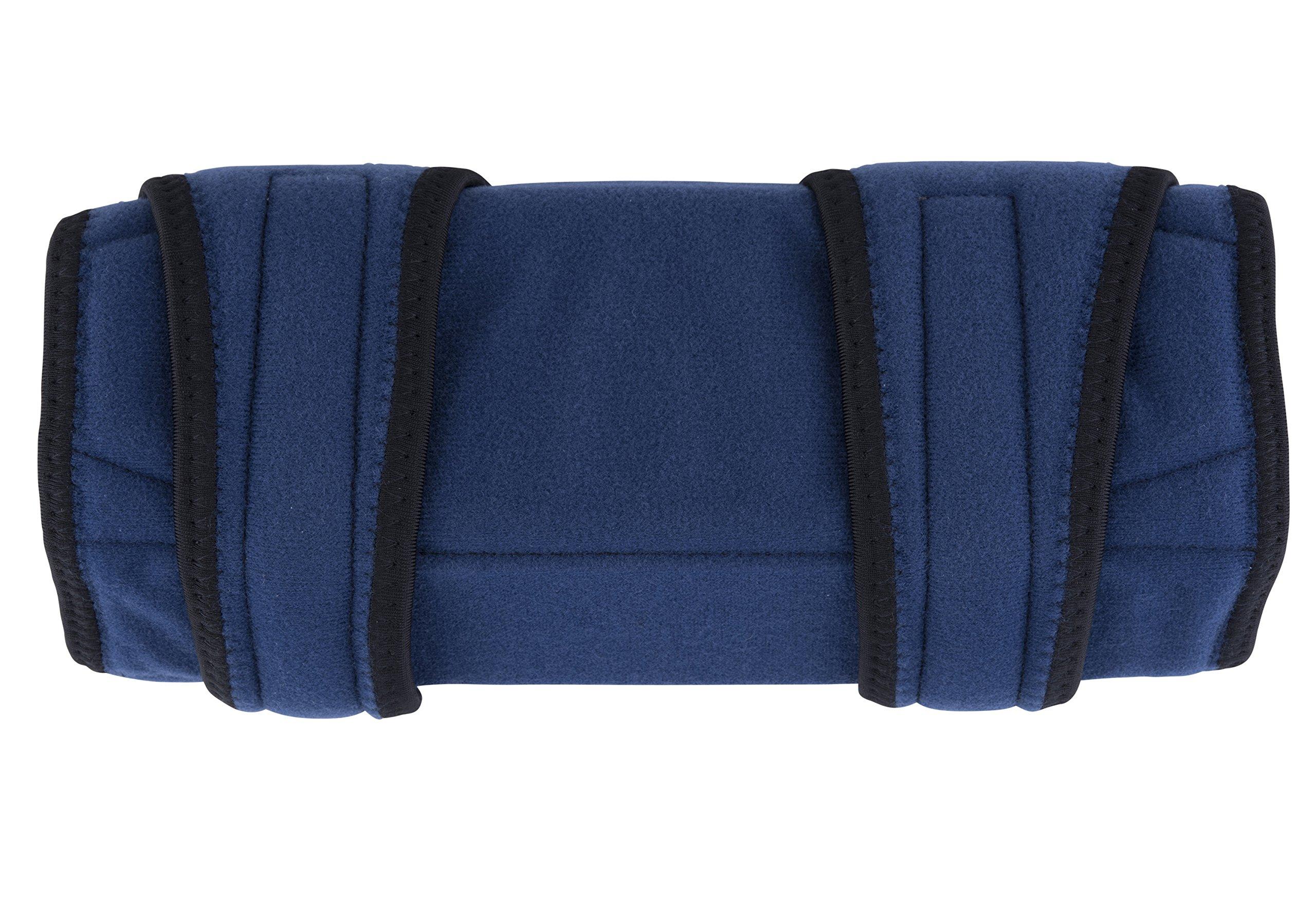 Premium Adult Elbow Immobilizer Stabilizer Support Brace/Splint - Small/Medium