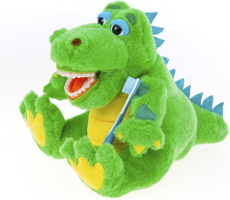 StarSmilez Kids Alligator Educational Plush & Toothbrush