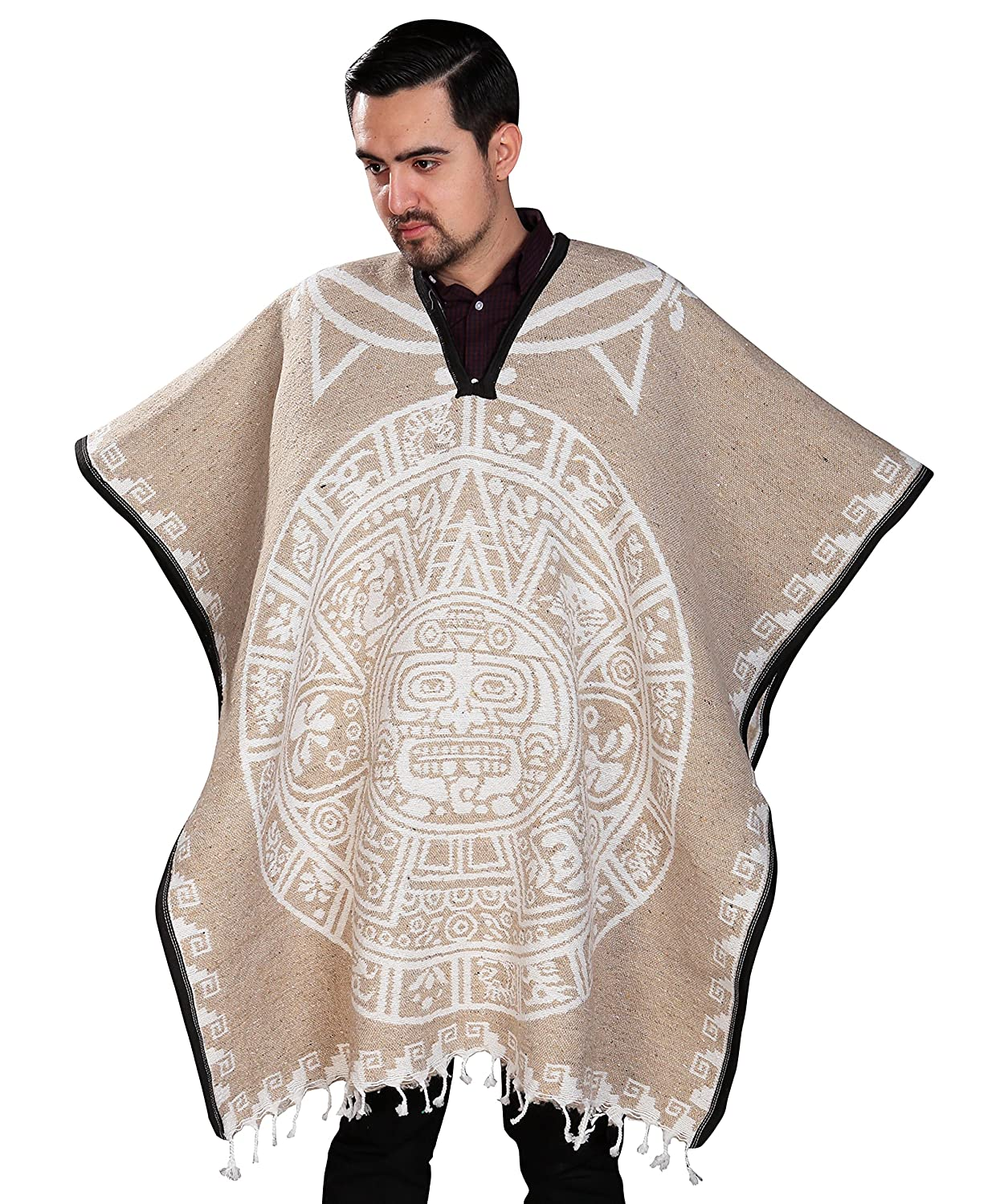 Amazon.com: Threads West - Manta reversible para poncho ...