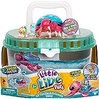 Little Live Pets S6 - Tanque de Tortuga para niños