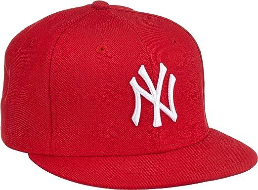 New Era 59Fifty Fitted Cap MLB New York Yankees schwarz