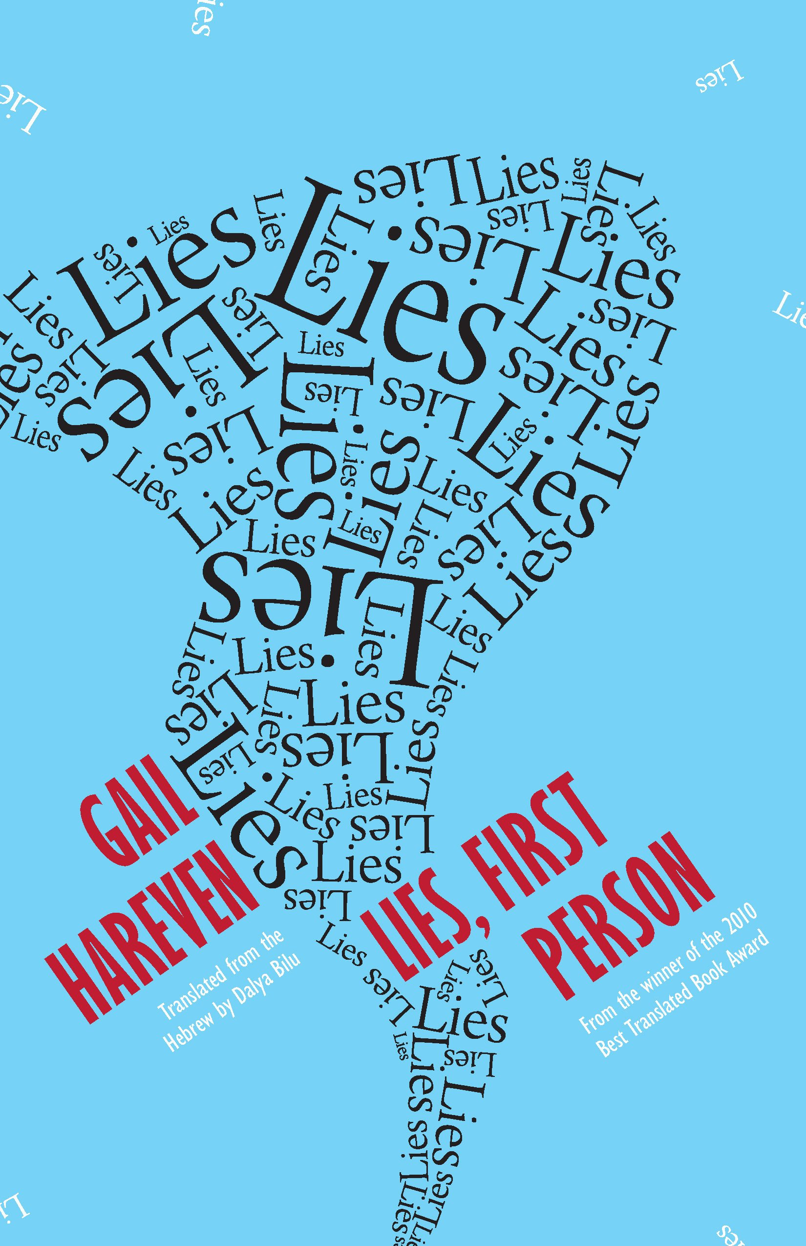 Lies, First Person ebook