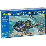 """Revell 04476 25.2 cm """"Bell UH-1 Huey Hog"""" Model Kit"""