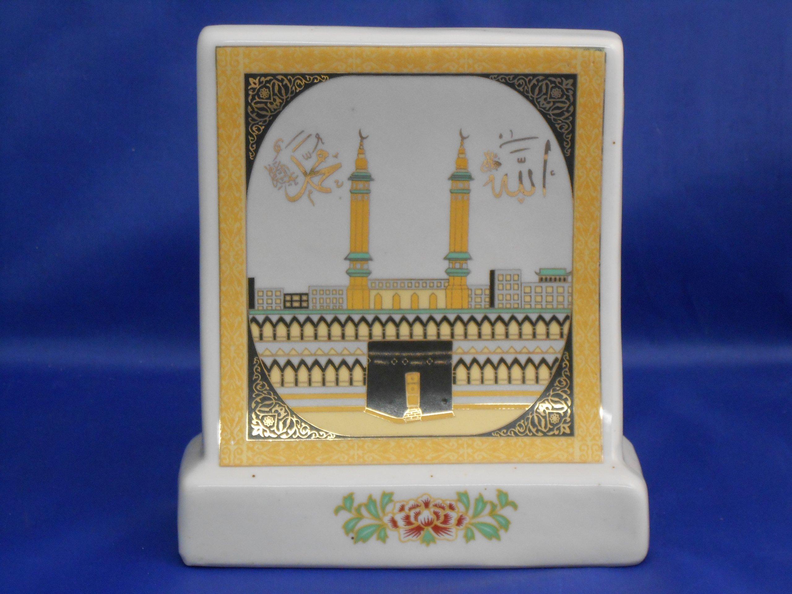 White Ceramic Home Decorative