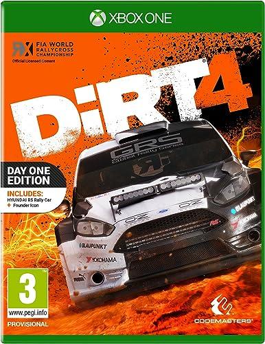 Dirt 4 Day One Edition - Xbox One [Importación inglesa]: Amazon.es: Videojuegos