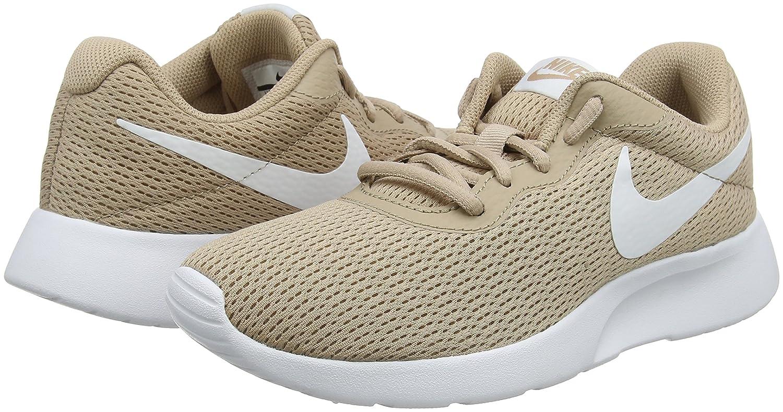 NIKE Unisex-Erwachsene Sneaker Tanjun Sneaker Unisex-Erwachsene Beige (Sand/Weiß) 13b419