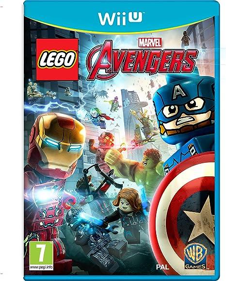 Lego Marvel Avengers (Nintendo Wii U) [Importación Inglesa]: Amazon.es: Videojuegos