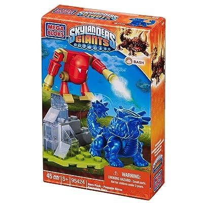 Mega Bloks Skylanders Translucent Bash Building Pack: Toys & Games [5Bkhe0301906]