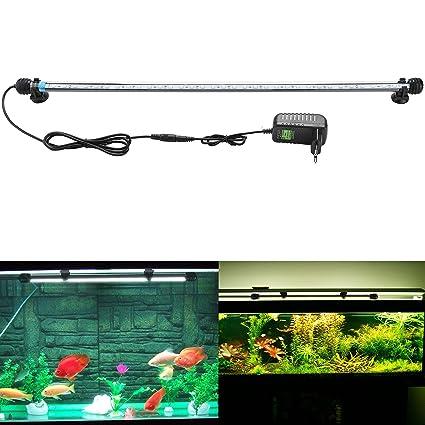 Subosi Luz de acuario, luz bajo el agua, tanque para peces, lá