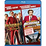 Anchorman / Anchorman 2 Double Feature [Blu-ray]