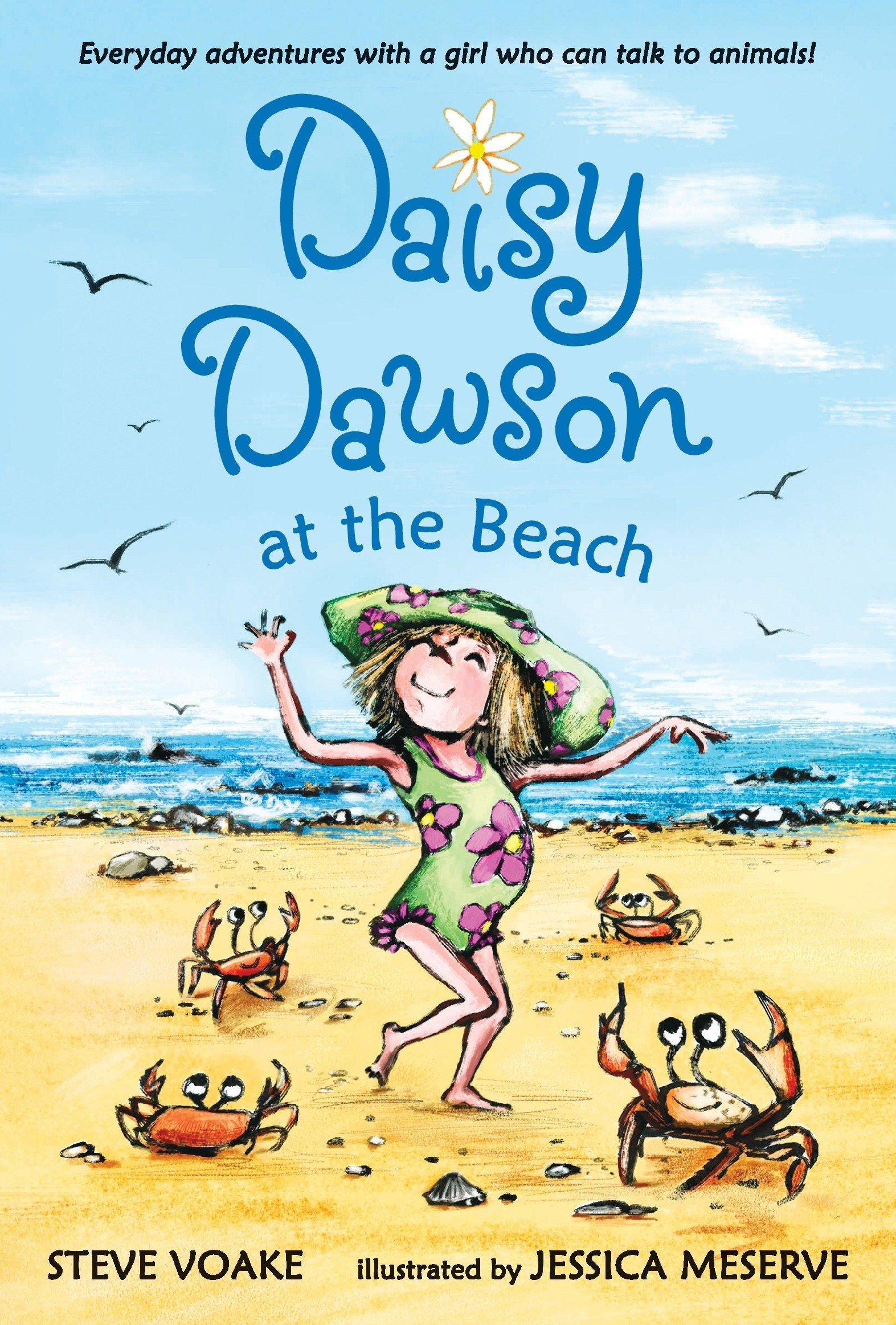 Amazon.com: Daisy Dawson at the Beach (9780763659462): Steve Voake, Jessica  Meserve: Books