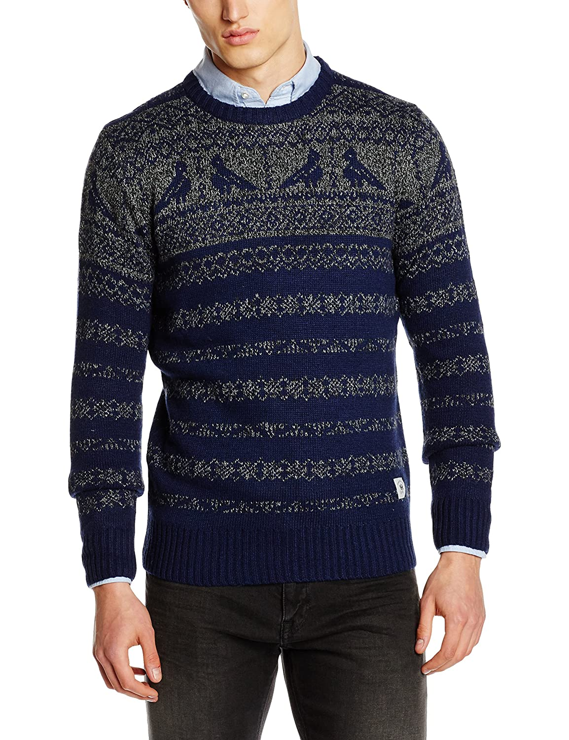 Bellfield Men's Joakim Sports Jumper