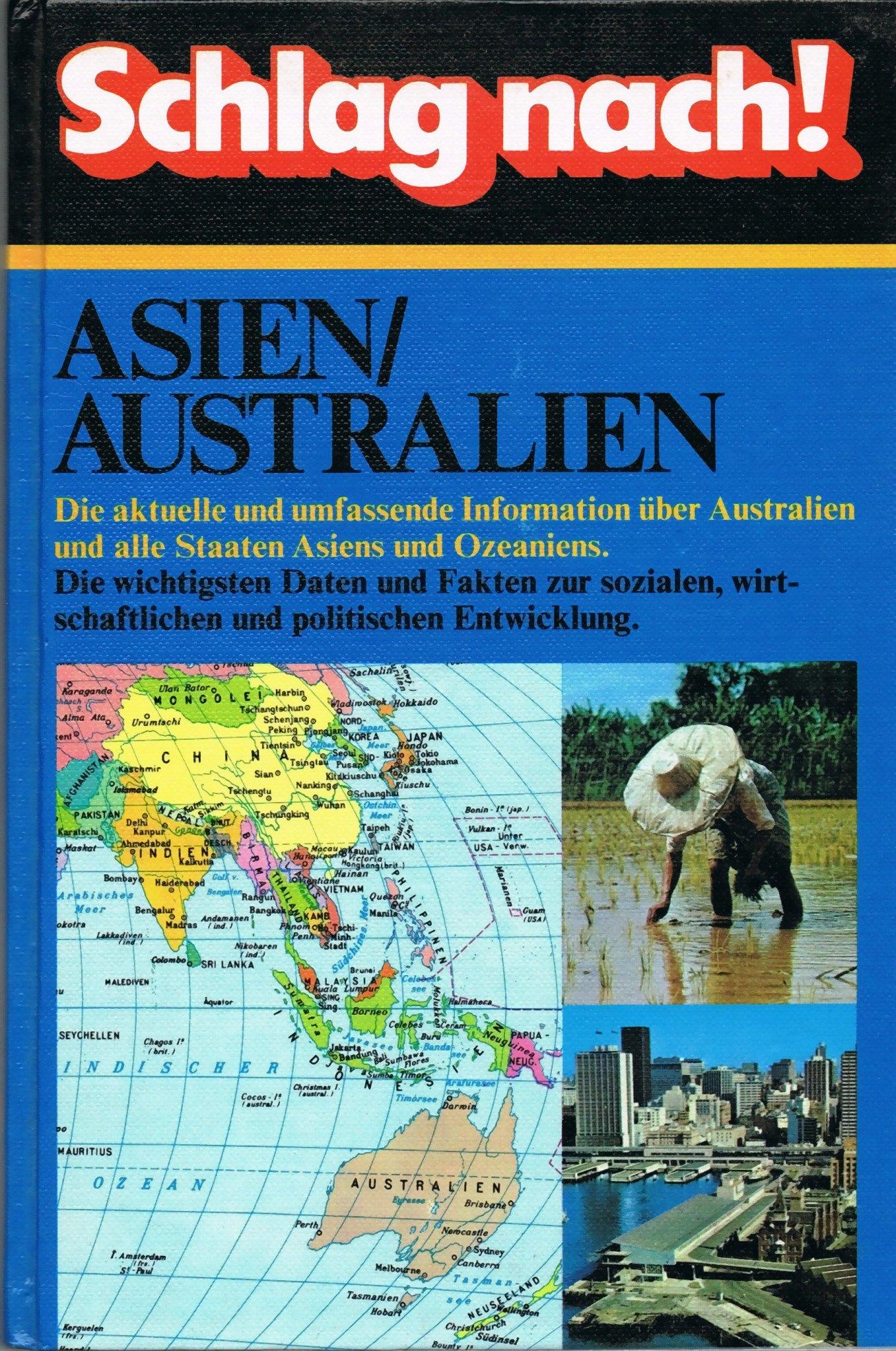Schlag Nach Asien Australien Aktuelle Und Umfassende