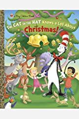 The Cat in the Hat Knows A Lot About Christmas! (Dr. Seuss/Cat in the Hat) (Big Golden Book) Kindle Edition