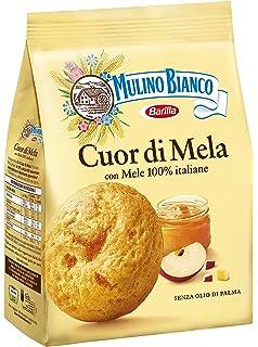Mulino Bianco - BISCUITS CUOR DI MELA (COEUR DE POMME) 300GR