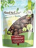 Food to Live Medjool Dates (Kosher) (1 Pound)